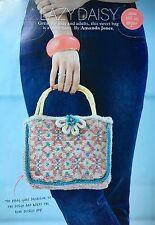KNITTING PATTERN Ladies Fair Isle Small Bag Handbag Blacker Swan PATTERN