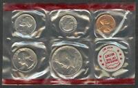 1972 U.S. Special Mint Set of Coins (11) with Original Envelope (P, D, S)