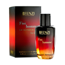 JFenzi Fire Homme 100 Eau de Parfüm für Herren Eau de Parfum for Men