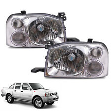 2004 2002 2003 2004 Nissan Frontier Navara D22 Head Lamp Head Light LH+RH