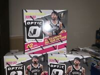 2019-20 Optic Mega Box With Hyper Pink Parallels!