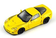 "Chevrolet Corvette C6RS ""Yellow"" 2009 (Spark 1:43 / S1536)"