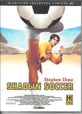 COFFRET DIGIPACK 2 DVD COLLECTOR--SHAOLIN SOCCER--STEPHEN CHOW