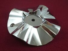 Lexani Wheels Chrome Custom Wheel Center Cap # AT194 (1)