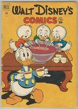 Walt Disney's Comics and Stories #Vol. 12#4 (136) (Jan 1952, Dell) Fine 6.0