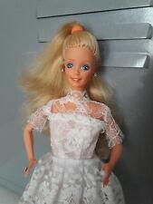 80er Peaches n Cream  Barbie Puppe Mattel