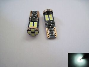 6x  Samsung 15W 3030 SMD LED 194 168 Super White 1200 Lumens Ultra Bright LED