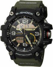 Casio G-shock Master of G MUDMASTER Series Twin Sensor Watch Gg1000-1a3