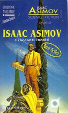 """[055] ECONOMICA TASCABILE ed. Fanucci 1995 n.  27 Asimov """"I racconti inediti"""""""