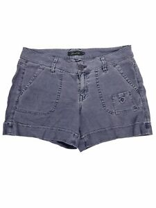 Anthropologie Level 99  Linen Stretch Casual Short Size 30