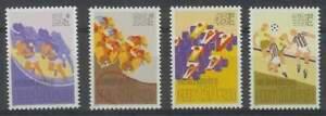 Ned. Antillen postfris 1986 MNH 836-839 - Sport
