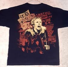 Sex Pistols - Johnny Rotten Shirt, Men's Xl Shirt (Used)