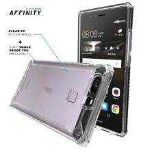 For Huawei P9 (2016) Case,Slim Fit Durable Shockproof Protective Cover Clear
