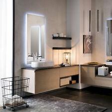 Ink NK29A – Mobile luxury arredo bagno L 140,5 x P 51 cm personalizzabile COMPAB