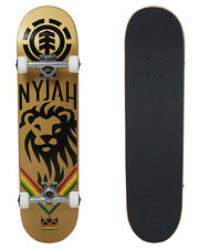 "Element Skateboard Complete Nyjah King 7.75"" Pre-Assembled FREE POST"