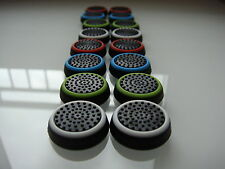 2x Ring Gel analogue thumb grip stick caps for PS4/PS3 - Xbox 360/One controller