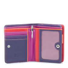 Leather Zip Purse by Mywalit NEW