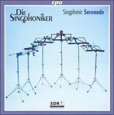 Singphonic Serenade - Die Singphoniker CD NEW