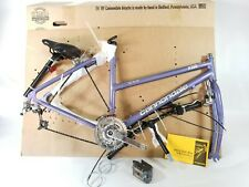 """NEW 1998 Cannondale H300 CAAD1 19"""" """"Starlight"""" Road Bike NOS"""