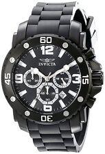 Invicta 18168 Men's Pro Diver Chronograph 48mm Black Dial Watch