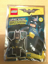 LEGO FIGURINE POLYBAG LIMITED SCELLE MINIFIGURINE DC COMICS SUPER HEROS BATMAN
