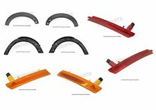 Mini Set of 4 Wheel Arch Trims + 4 Side Marker Light R56 R57 R58 R59