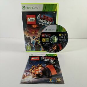 The Lego Movie Video Game (VideoGame) - Xbox 360 - PAL - Complete - Free P&P