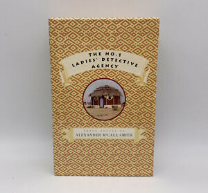 Box Set First 3 Books The No 1 Ladies Detective Agency Alexander McCall Smith