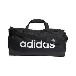 Adidas Linear Duffle Bag. Large. Black.