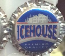 New Icehouse Beer Bottle Cap Earrings Handmade