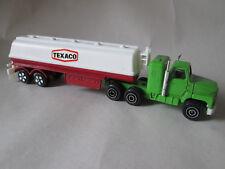 Playart Ford Texaco Gasoline Tanker Tank Truck #7728 HK Super Tandems (Mint)