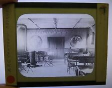 ARC American Red Cross Canteen BOURGES France WWI World War I Magic Lantern