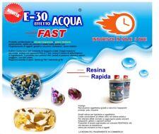 Prochima resina trasparente E30 E-30 FAST atossica per bigiotteria diorami 800gr