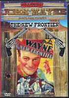 Dvd video **THE NEW FRONTIER** con John Wayne nuovo sigillato 1935