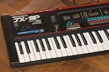 Roland JX3P Vintage Analog-Synthesizer (no JUNO 6 / Juno 106) DEFEKT, FOR REPAIR