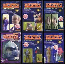 Battlestar Galactica Variant Comic Set 1-2-3-4-5 Lot Action Figures & Cylon Mask