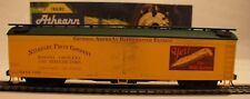 HO Scale Athearn # 5344 50' Express Wood Reefer Standard Fruit Co.