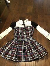 Rubies Monster High Dress Costume Medium