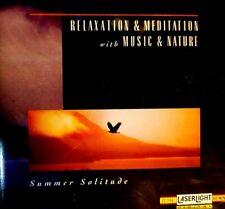 Summer Solitude - ( CD - Laserlight Records / Sealed )