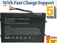 14.8V Battery fr DELL Alienware M11x M14x R1 R2 R3 PT6V8 8P6X6 T7YJR P06T O8P6X6