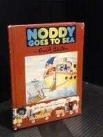Noddy Goes to Sea By Enid Blyton. 9780361004183