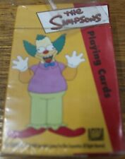 Simpsons Playing Cards Unwrapped