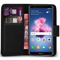 Case Cover For Huawei Y5 Prime 2018  7s  Magnetic Flip Leather Wallet Phone book