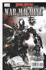 WAR MACHINE #2 / DARK REIGN / PAK / MANCO / IRON MAN / MARVEL COMICS / 2009