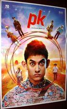 """PK (2014) BOLLYWOOD POSTER  AAMIR KHAN  27 """"X 37"""""""