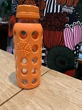 New listing Life Factory 16 Oz Drinking Bottle-orange