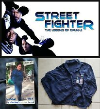 Street Fighter: The Legend of Chun-Li - Edmund Chen outfit w/pic