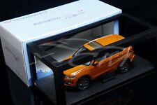 Diecast Car Model Kaiyi X3 SUV 1:18 (Orange) + GIFT!!