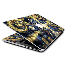 Skin Wrap for MacBook Pro 15 inch Retina, Tardis, Van gough