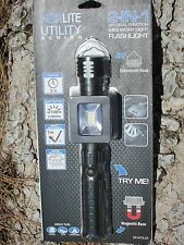 NORLITE 08-NTIL04 UTILITY 2-IN-1 MINI MAGNETIC WORK LIGHT FREE GROUND SHIPPING